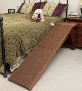 "Bedside 25 ""Pet Ramp"