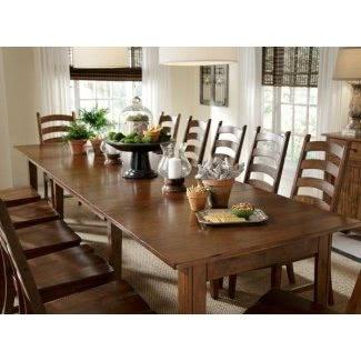 Mesa de comedor para 12