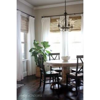 Cortinas para ventanas y tratamientos para ventanas