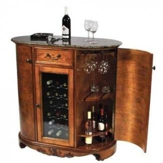 Muebles para refrigerador de vinos