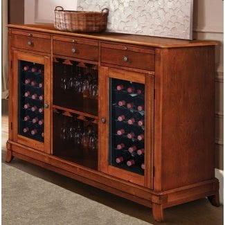 Muebles para gabinetes de enfriadores de vino
