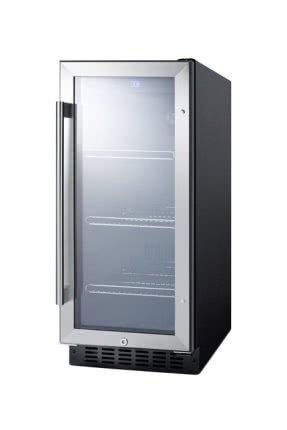 Refrigerador de vino termoeléctrico de botella de una sola zona 3
