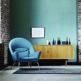 CH468 Oculus Lounge Chair de Carl Hansen   Lekker Home