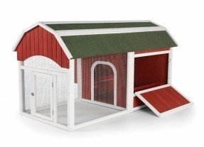 Gallinero pequeño Red Barn