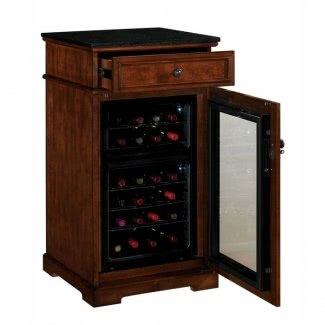 Muebles de refrigerador de vino