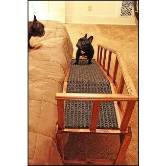 Cama para perros unida a su cama