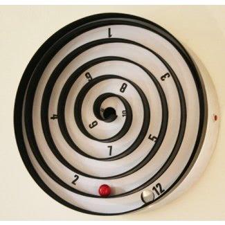 El mejor diseño de reloj de pared