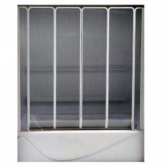 Puertas de mampara de ducha Concertina