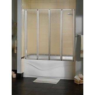 Mampara de ducha de 2 paneles