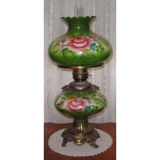 Lámparas de huracán antiguas