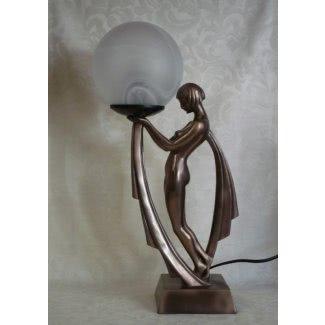 Lámparas art déco para señora australia