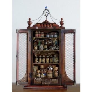 Antiguos gabinetes de curiosidades