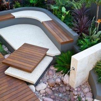Jardín australiano 1