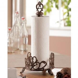 Soporte de toallas de papel clásico