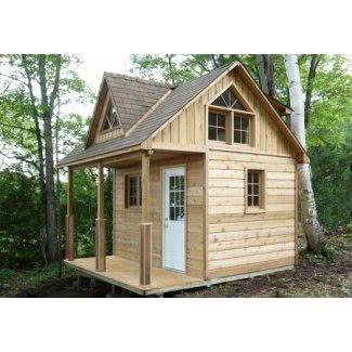 Kits de construcción de la casa del árbol