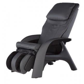 Cómodo sillón reclinable de masaje de gravedad cero