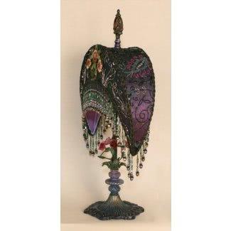 Pantallas de lámparas victorianas
