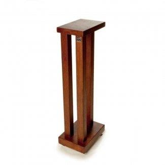 Soportes de altavoz de madera dura