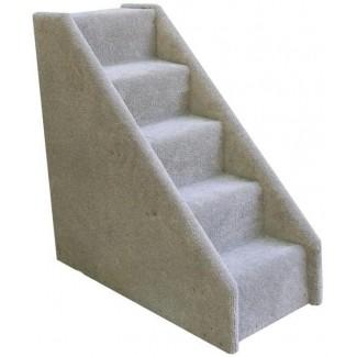Pasos de perro para escaleras altas de cama