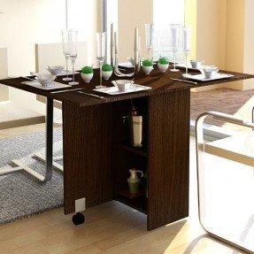 Mesa de comedor extensible Boyate
