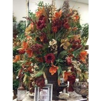 Grandes arreglos florales