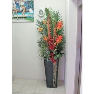 Grandes arreglos florales artificiales 3