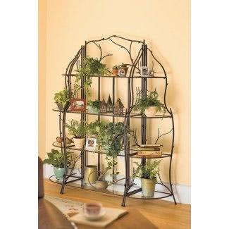 Soporte para plantas de la casa
