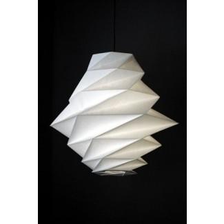 Lámpara colgante de papel 27