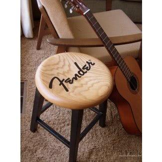 Taburete para guitarra Fender