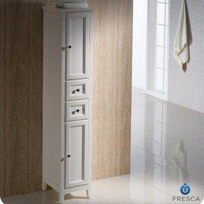 """Gabinete de ropa de baño Oxford de 14 """"x 68"""""""
