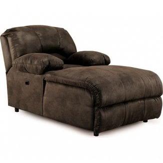 Gran y cómoda chaise lounge