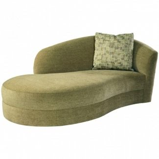 Chaise longue reclinable para interior