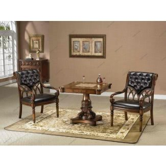 Mesas y sillas de ajedrez 1