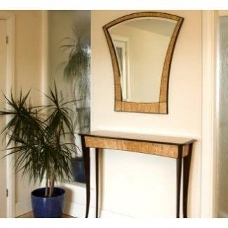 Juego de mesa consola y espejo del vestíbulo 1