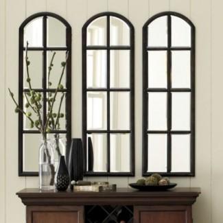 Juegos de mesa y espejos de entrada