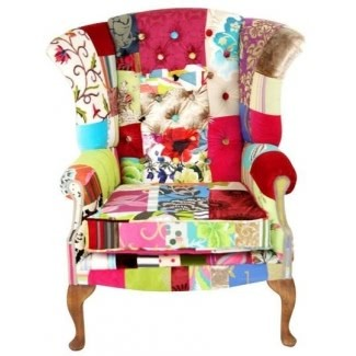 Sillas patchwork