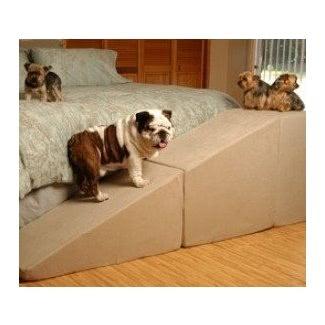 Rampa para perros de bricolaje