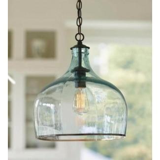Lámpara colgante Aqua