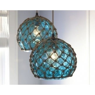Lámpara colgante Aqua 5