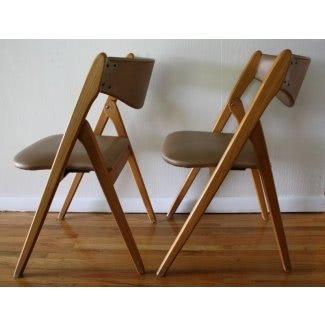 Diseño de sillas plegables