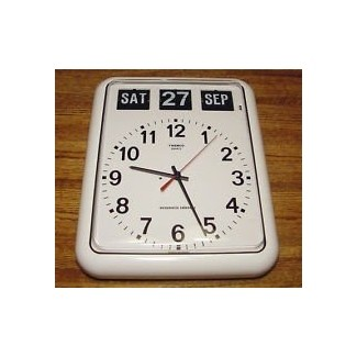 Relojes digitales con fecha y día