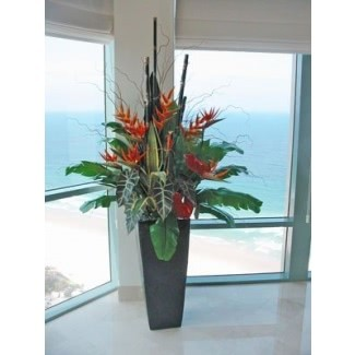 Grandes arreglos florales artificiales 2