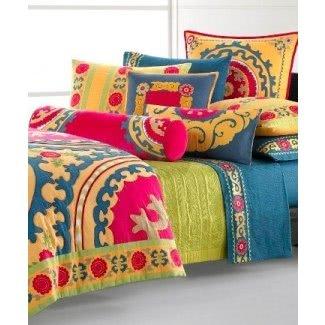Colecciones de ropa de cama brillantes