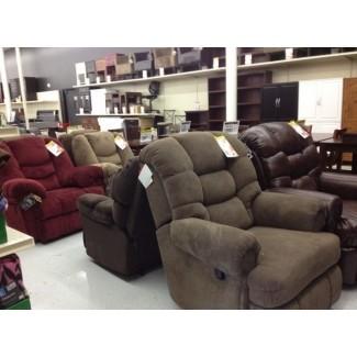Espacio libre para muebles de lotes grandes