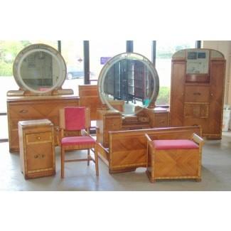 Mueble estilo cascada art deco