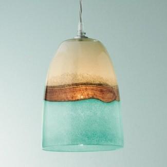 Lámpara colgante Aqua 4