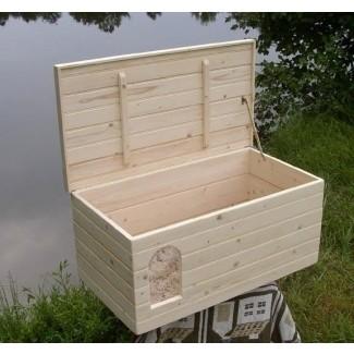 Caja de arena para gatos cubre muebles 3