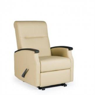 LA-Z-Boy Florin FL1304, sillón reclinable protector de pared para salas médicas