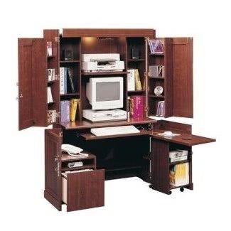 Armario de armario para computadora