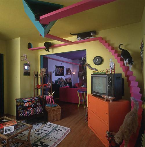 """cathouse2 """"title ="""" cathouse2 """"width ="""" 500 """"height ="""" 505 """"clas s = """"aligncenter size-full wp-image-2442"""" srcset = """"https://mokadecoracionshop.com/wp-content/uploads/2020/09/1598974681_607_Espacios-para-mascotas-en-casa.jpg 500w, http: //cdn.home -designing.com/wp-content/uploads/2009/03/cathouse2-35x35.jpg 35w, http://cdn.home-designing.com/wp-content/uploads/2009/03/cathouse2-75x75.jpg 75w """"size ="""" (max-width: 500px) 100vw, 500px """"> </p> <p> Aquí hay otra casa que es realmente considerada con sus gatos residentes. Incluye pasarelas al aire libre, puertas para gatos, baños separados (!) Y rincones divertidos en todas partes. ¡Ese es un dueño amigable con los gatos! </p> <p> <img src="""